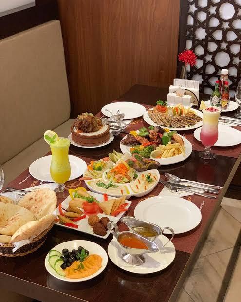 مطعم السرايا التركي الرياض الاسعار المنيو الموقع كافيهات و مطاعم السعودية