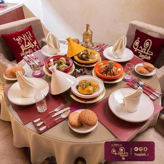 Tangier Riyadh Restaurant