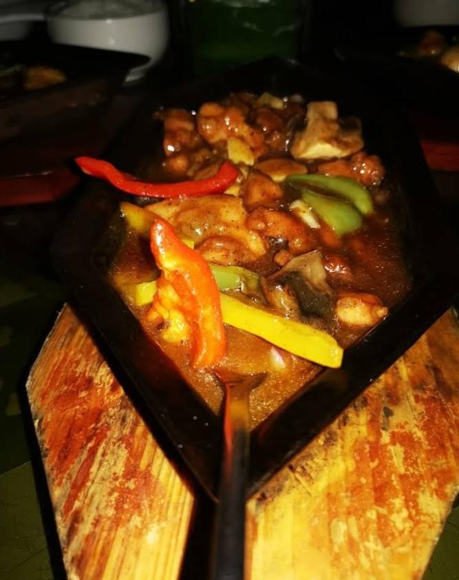 مطعم ميراج في الرياض
