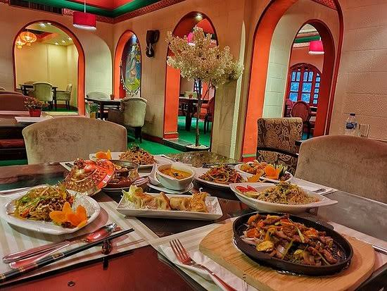 المطعم الصينى بفندق هلا الأسعار المنيو الموقع كافيهات و مطاعم السعودية