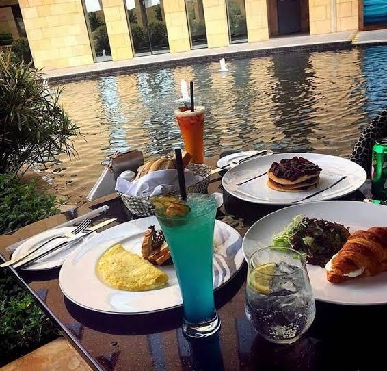 مطعم بوليڤارد في الرياض