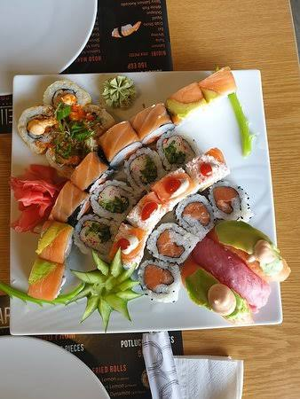 Sushi Counter restaurant in Riyadh