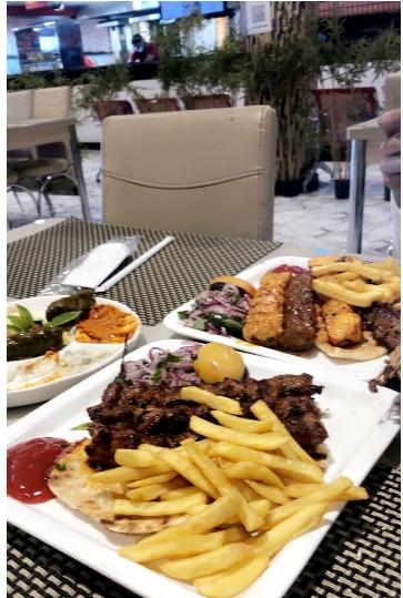 مطاعم اللحم في خميس مشيط الفخمة