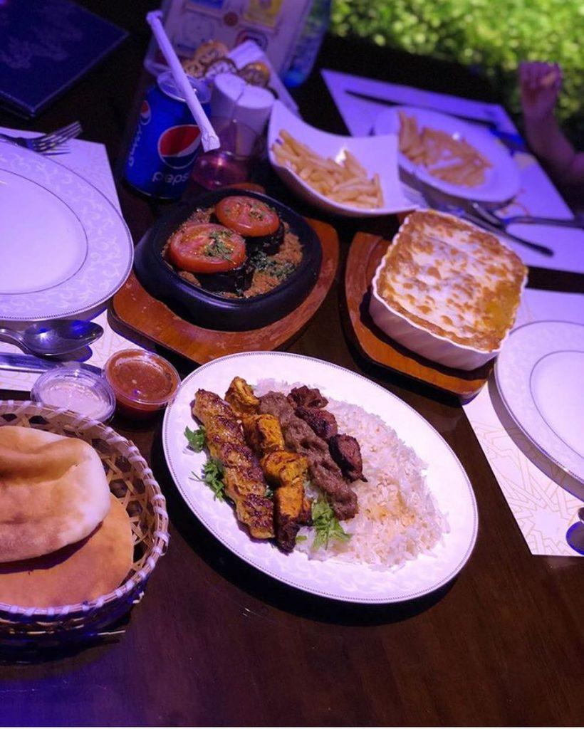 مطعم شاميات مكة