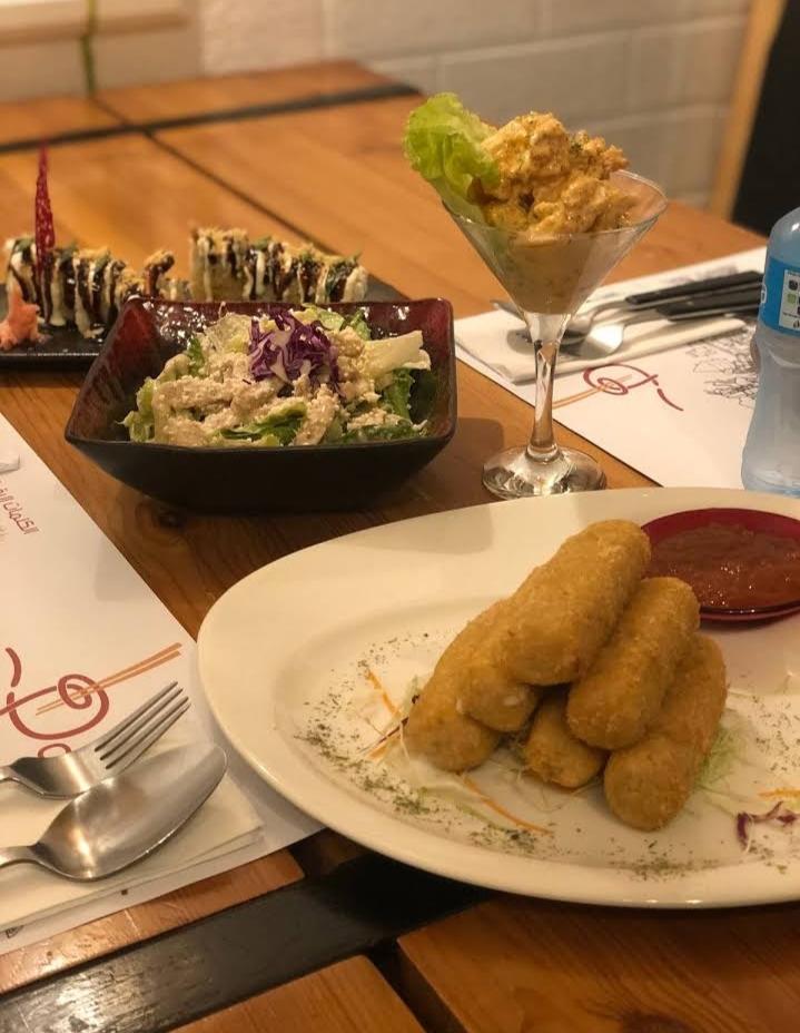 مطعم دودلز في الاحساء