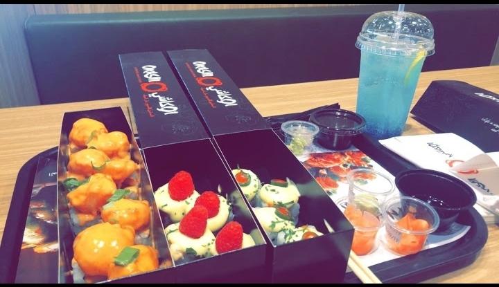 مطعم اوكاشي في الاحساء