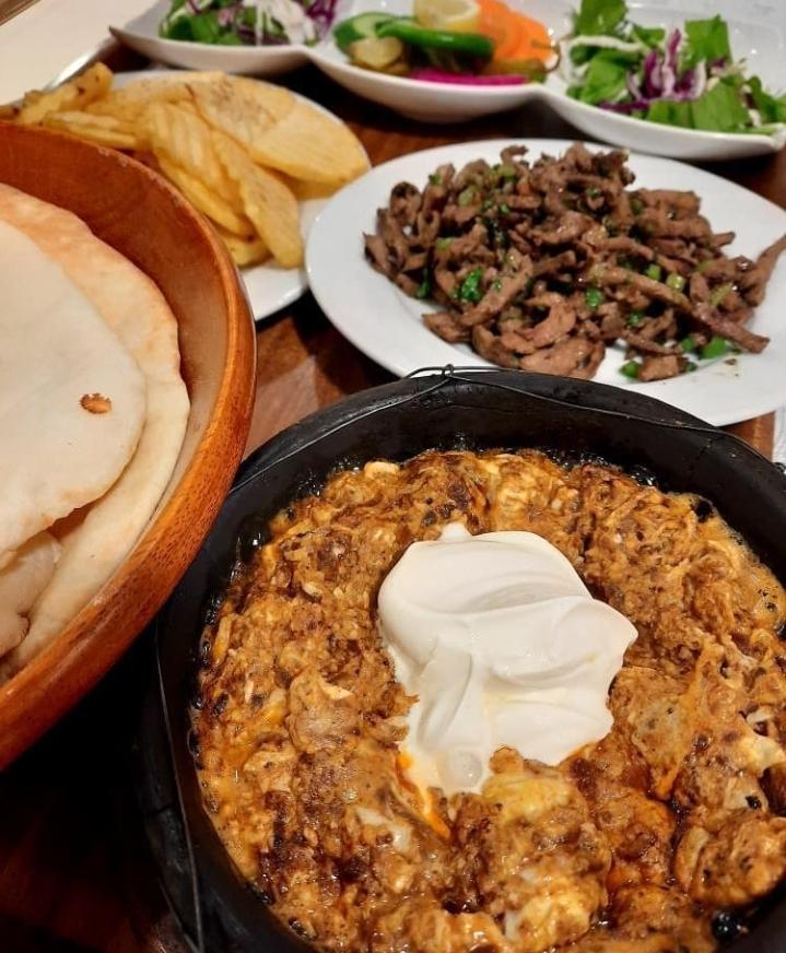 مطعم البيت السوري بالاحساء