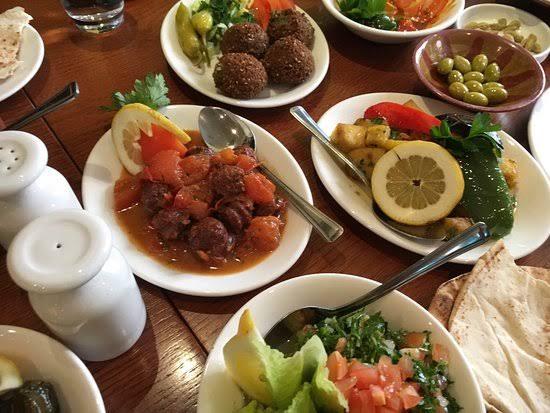 مطعم مروش في الاحساء