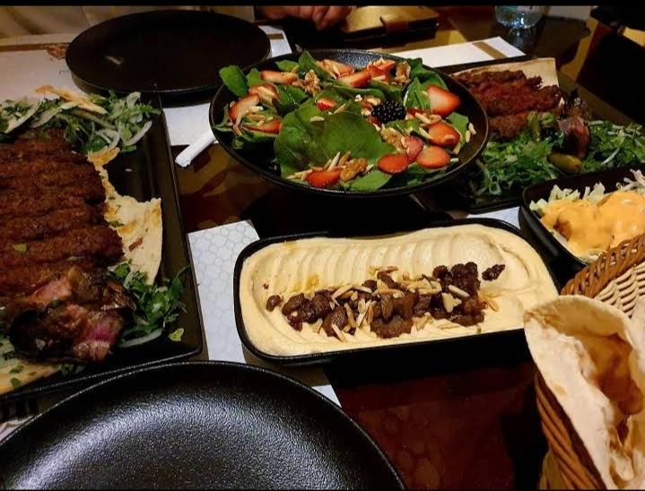 مطعم سنجار العراقي بالاحساء