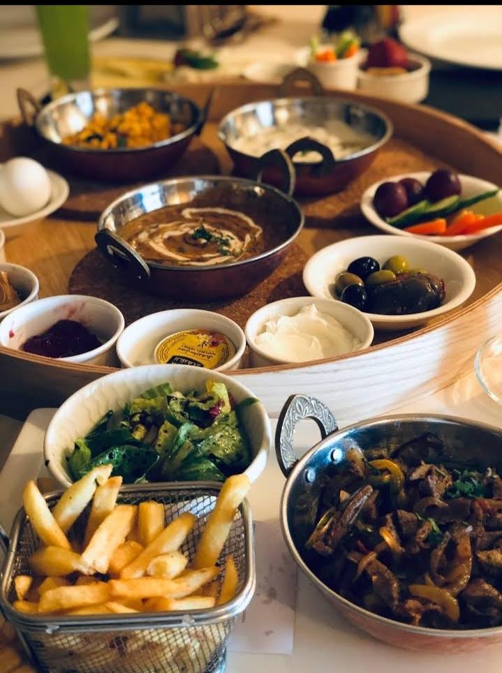 Topaz restaurant in Al-Ahsa