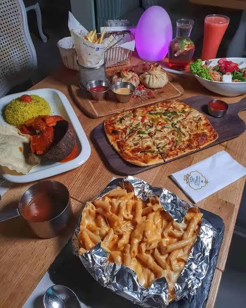 مطعم جورمية بوليفارد الاحساء