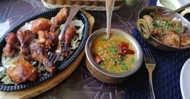 مطعم ذوق مغل في الرياض