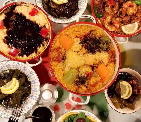 مطعم الصفوة كوزين الرياض