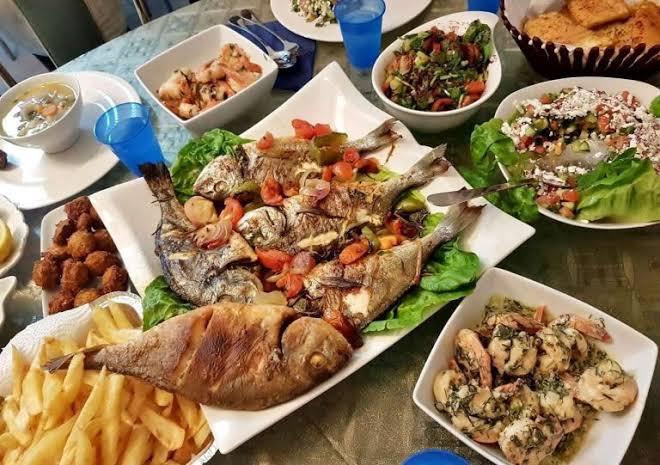 مطعم الماكولات البحرية التايلندية الرياض