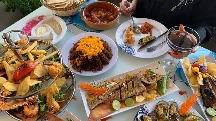 مطعم الماكولات البحرية التايلندية بالرياض