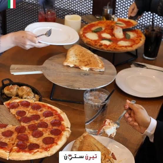 Turn Stone Pizza Restaurant Riyadh