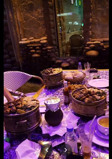 مطاعم شارع اجياد مكة الراقية