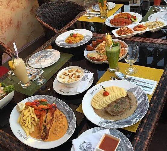 اشهر مطاعم الرياض الاسعار المنيو الموقع كافيهات و مطاعم السعودية