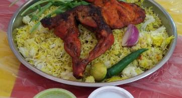 مطعم بيت البخاري مكة