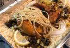 مطعم بنت البلد الرياض