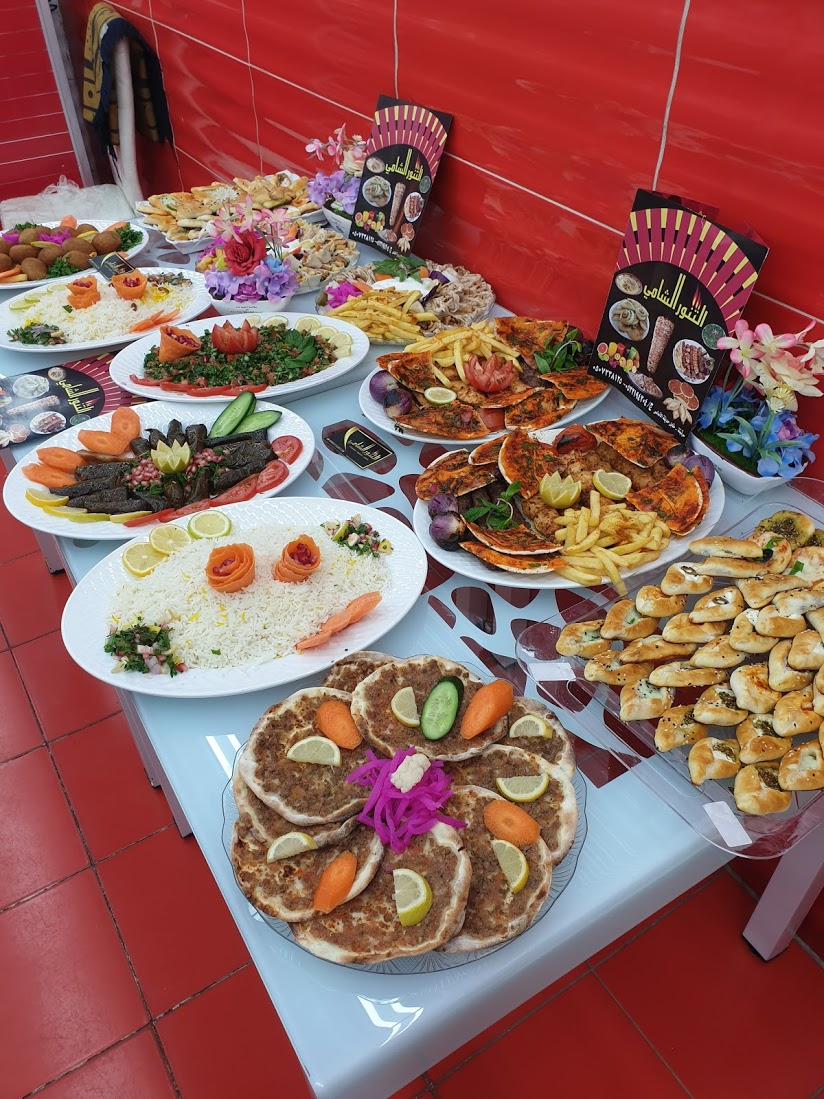 التنور الشامي افضل مطاعم حي الامير سلطان ابها