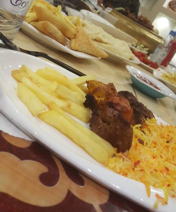 ليالي الهند افضل مطاعم طريق الملك خالد