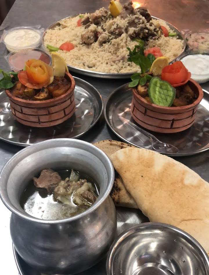 مقهي اطلاله القمه ابها