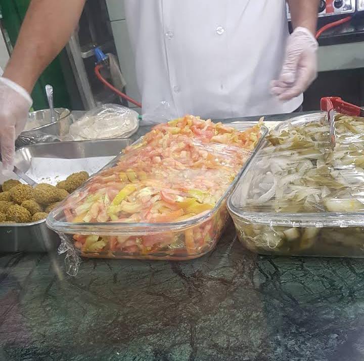 مطعم هاشم بحي الخالدين