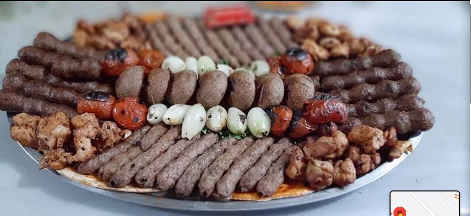 مطعم ملحمة ومشويات الأصالة الشامية مكة