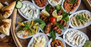 مطعم انعام النعمة التركي