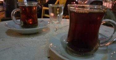 مقهى الباخرة