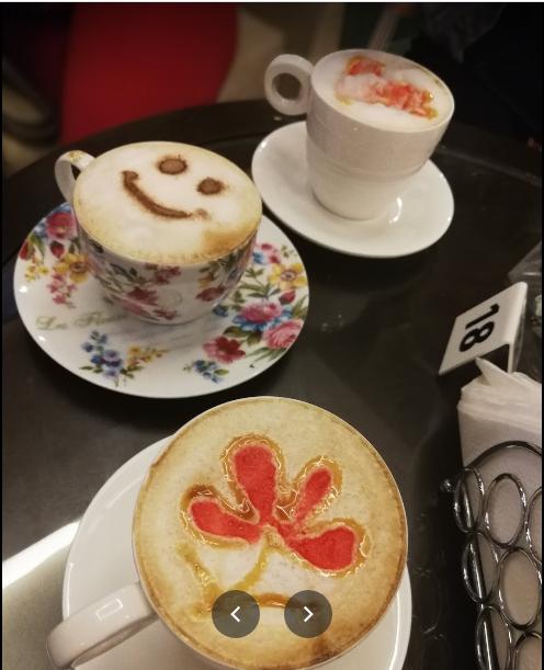 كافية محطة القهوة
