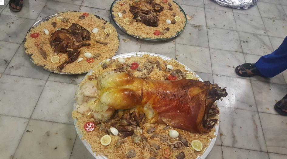مطابخ ومطاعم النعيم