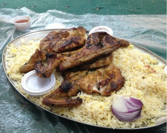 مطبخ ومطاعم مندي السرور في جدة