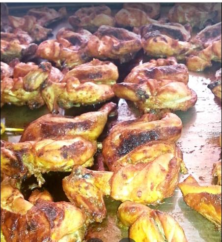 مطاعم شارع اجياد مكة الفخمة