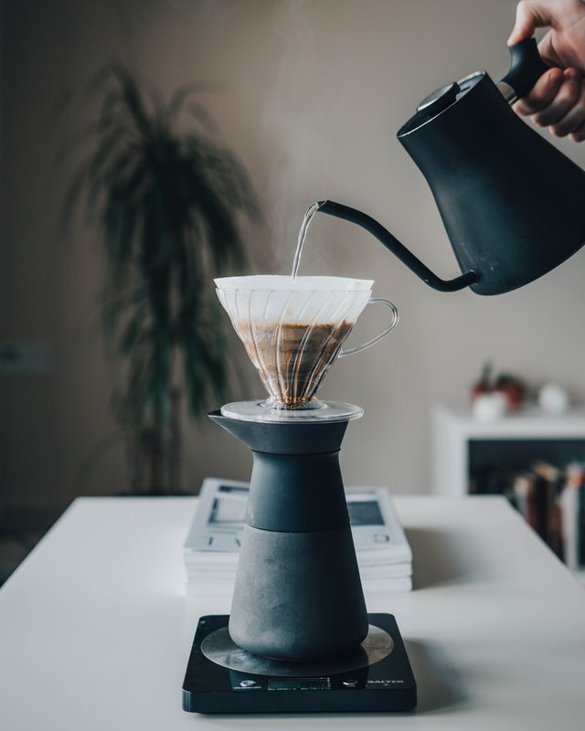 كافيهات قهوة مقطرة في مكة فخمة