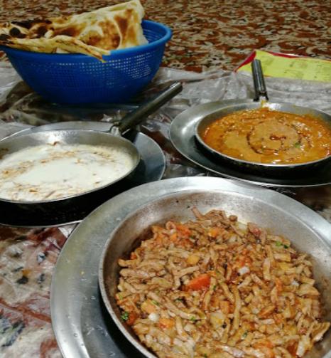 مطعم فوال الشوفان عنيزة