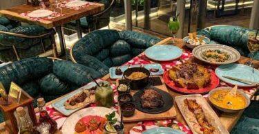 افضل مطاعم لها جلسات خارجية في تبوك